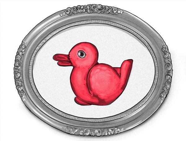 1 Bild zwei Sichteweise Ente